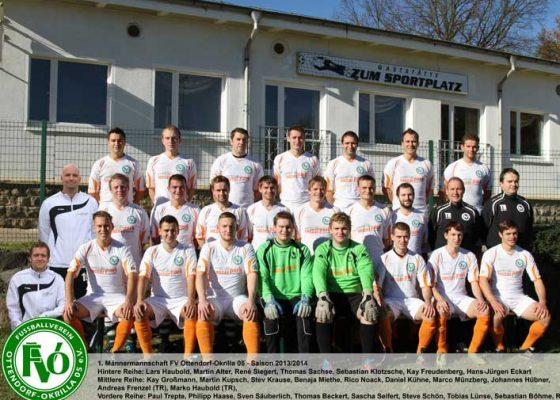 1. Männermannschaft des FVO 05